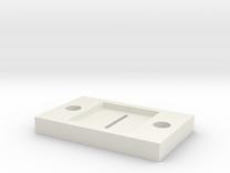 optical slit 0.5 in White Strong & Flexible