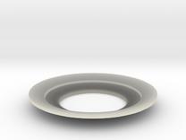vulring_wasbak_V3 in Transparent Acrylic