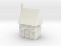 Vampire House in White Strong & Flexible