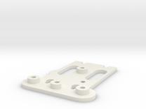 Tarot Attache rapide for gimball 2D H3 Phatom 1 in White Strong & Flexible