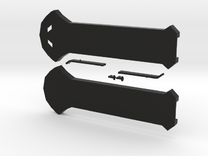 New Improved Hidden Blade Body in Black Strong & Flexible