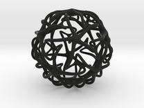 ball in Black Strong & Flexible
