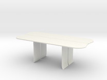 AV Table in Transparent Acrylic