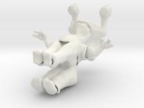 My Alien Test in White Strong & Flexible