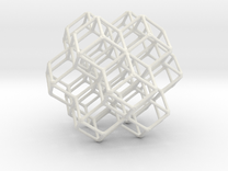 Face Centered Cubic  in White Strong & Flexible