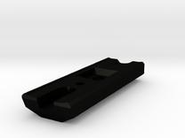 MTM-WTM Adapter in Matte Black Steel