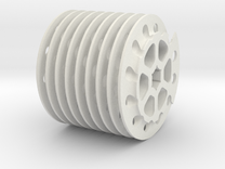 Dial Wheel in White Strong & Flexible