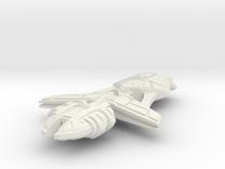 Tratha Light Cruiser in White Strong & Flexible