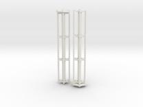 Mähdrescherhaspel für Lexion V1050 Schneidwerk 1/8 in White Strong & Flexible