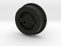 Nose poke - smaller volume in Black Strong & Flexible