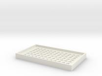 ZEggHolder_Mk2 in White Strong & Flexible