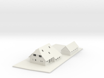 huis scaled in White Strong & Flexible