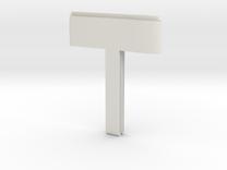 Pochet3 in White Strong & Flexible