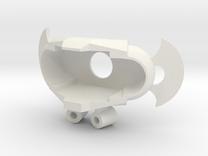 Axe Kn1 in White Strong & Flexible