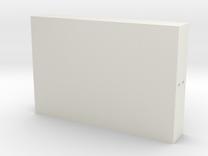 Vitrocom_FullManifold in White Strong & Flexible
