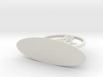 Orbit Gears in White Strong & Flexible