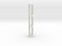 NMR Tube Holder in White Strong & Flexible