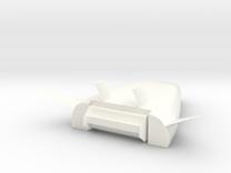 VentureStar 1/1000 V2 in White Strong & Flexible Polished