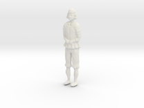 """""""Papegojan"""" stern decoration statue in White Strong & Flexible"""