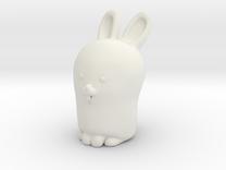 Glenda the Bunny in White Strong & Flexible
