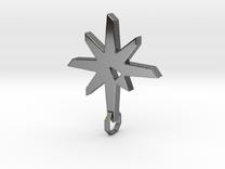 New Pendant V2 Final in Premium Silver