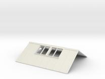 R1 81 Roof V1 in White Strong & Flexible