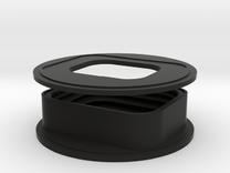 Fujifilm X100s - Hood and Minimal Hood Combo in Black Strong & Flexible