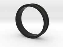 "1 1/2"" Headset spacer 10mm in Black Strong & Flexible"