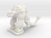 Alien Gorilla in White Strong & Flexible