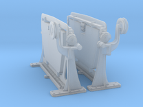 Titanic - Welin Davit Frame - Single 1/100 in Frosted Ultra Detail