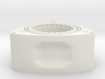 Rotor Ring 7 in White Strong & Flexible