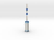 Rocket- Aquarius Rocket C- Multi Part (1/87th) in Full Color Sandstone