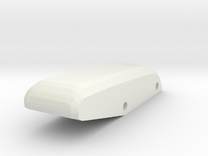 Roof Scoop / Window Latch Handle V2 in White Strong & Flexible