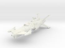 EDSF Dresden Class Light Cruiser in White Strong & Flexible