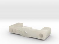 DriveHolder v1.0 in White Acrylic