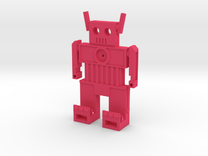 BitBot - Classic Game Cartridge Wall Mount in Pink Strong & Flexible Polished