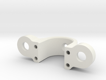 mount offset shell in White Strong & Flexible
