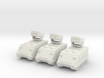 15mm Stormwind AFV (x3) in White Strong & Flexible