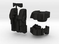 Freeway: Generations Conversion Kit in Black Acrylic