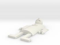 Robot 11-11-12 in White Strong & Flexible