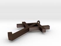 Protection in Matte Bronze Steel