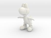 Yoshi in White Strong & Flexible