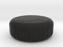 Knob Knob 2.1 in Black Strong & Flexible