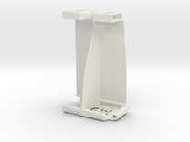 Htc One-X Stereo Attachment in White Strong & Flexible