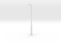 Lightpost 1 in White Strong & Flexible
