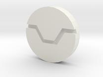Energon Star Port Filler 02 in White Strong & Flexible