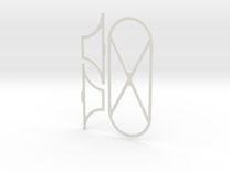 PrintKit in White Strong & Flexible