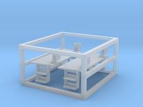 Platformen BLS Ae6/8 Fulgurex N (1:160) in Frosted Ultra Detail