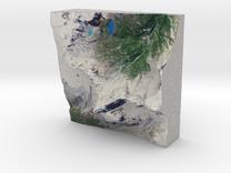 Cervino Wide in Full Color Sandstone