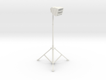1/10 Scale Tall Work Light 2 in White Strong & Flexible
